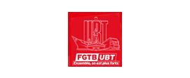 Logo FGTB UBOT