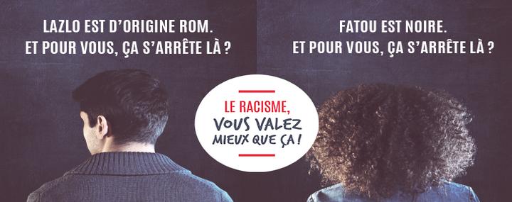 2017-03-01 - Campagne Racisme
