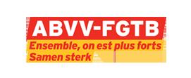 Logo ABVV-FGTB | Partenaire de la FGTB Bruxelles