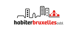 Logo Habiter Bruxelles
